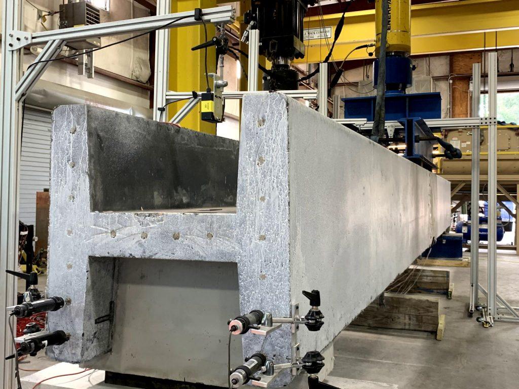 UHPC piles versus steel piles